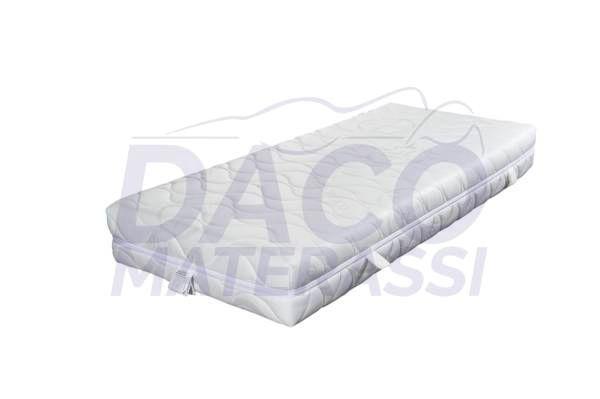 Materasso A Molle O Memory Foam.Removable Memory Mattress High 30cm