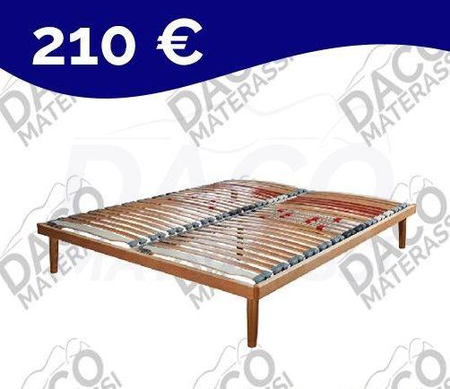Rete Professionale in legno di faggio 5