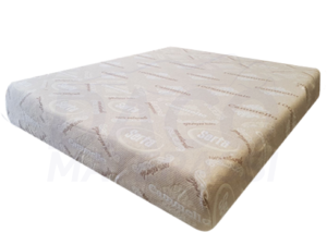 Coprimaterasso fresco cotone naturale 1