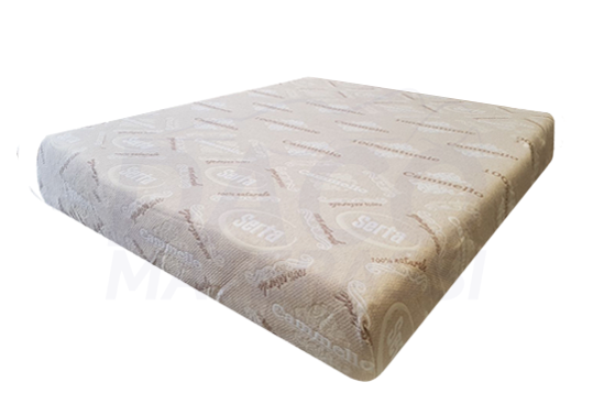 Coprimaterasso Per Materasso Memory.Fresh Natural Cotton Mattress Cover