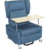 NadiraPoltrona NADIRA   Relax 2 motori Kit Vibromassaggio 4 Ruote Tavolino